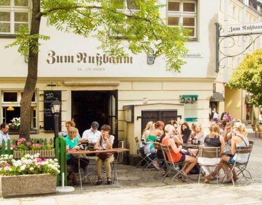 Restaurant Zum Nussbaum Berlin