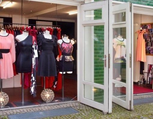 Moni Novy Berlin Schaufenster