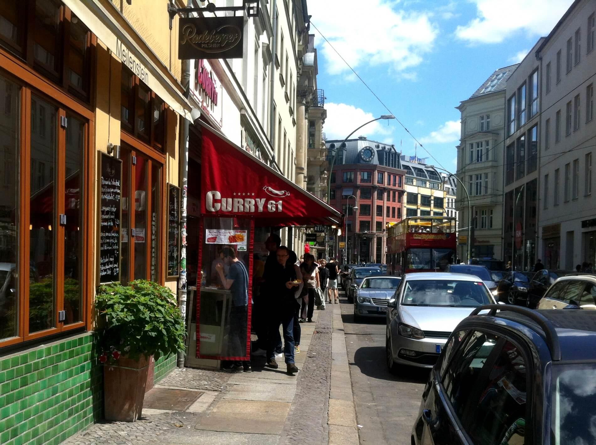 Beste Beste Currywurst Berlin-Curry 61-Straßenansicht Seite