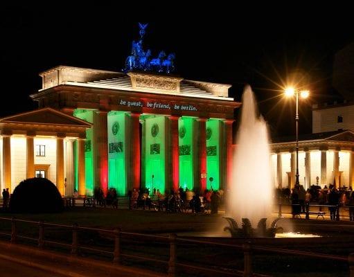 Berlin leuchtet Schifffahrt - Titelbild