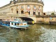 Brückenfahrt Berlin - Titelbild
