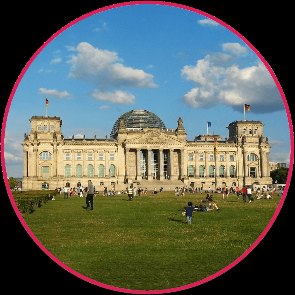 Spreerundfahrt Berlin-Reichstag