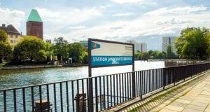 Anlegestelle Jannowitzbrücke - Titelbild