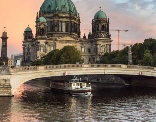 Spreerundfahrt Berlin - Titelbild