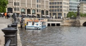 Anlegestelle Alte Börse - Titelbild