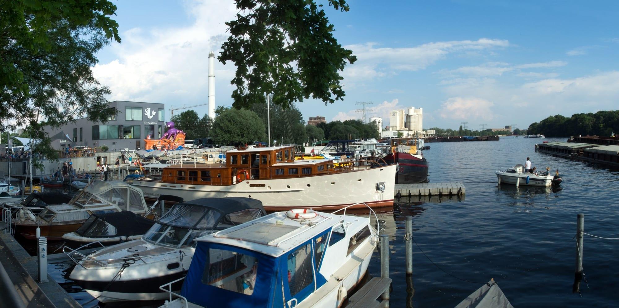 CityCitymarina - Rummelsburger Bucht