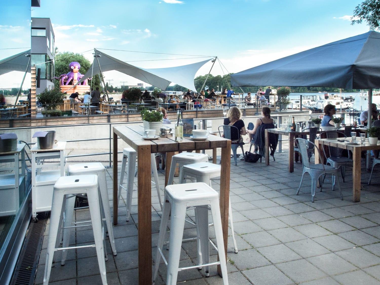 Hafenküche Rummelsburger Bucht - Terrasse 2