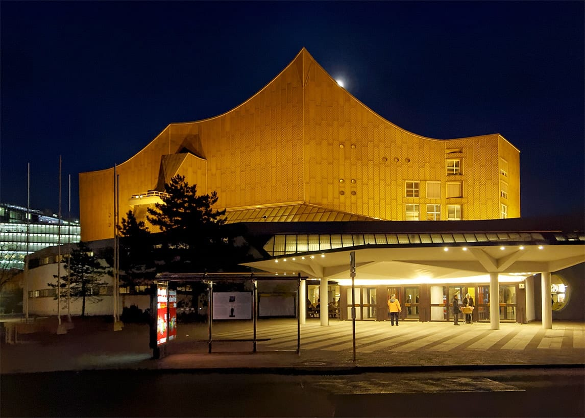 Open Air Classic Berlin - Preisrätsel - Philharmonie Berlin