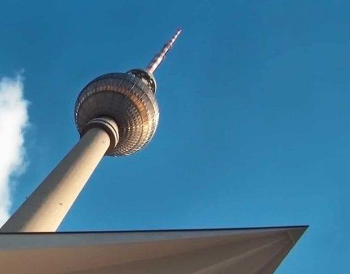 Berliner Fernsehturm Tickets - Titelbild