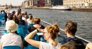 Spreefahrten in Berlin - Titelbild