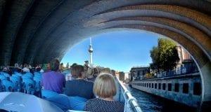 Berlin Brückenfahrt - Fernsehturm