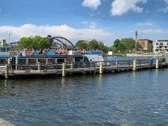 Anlegestelle Treptow - Hafen Treptow