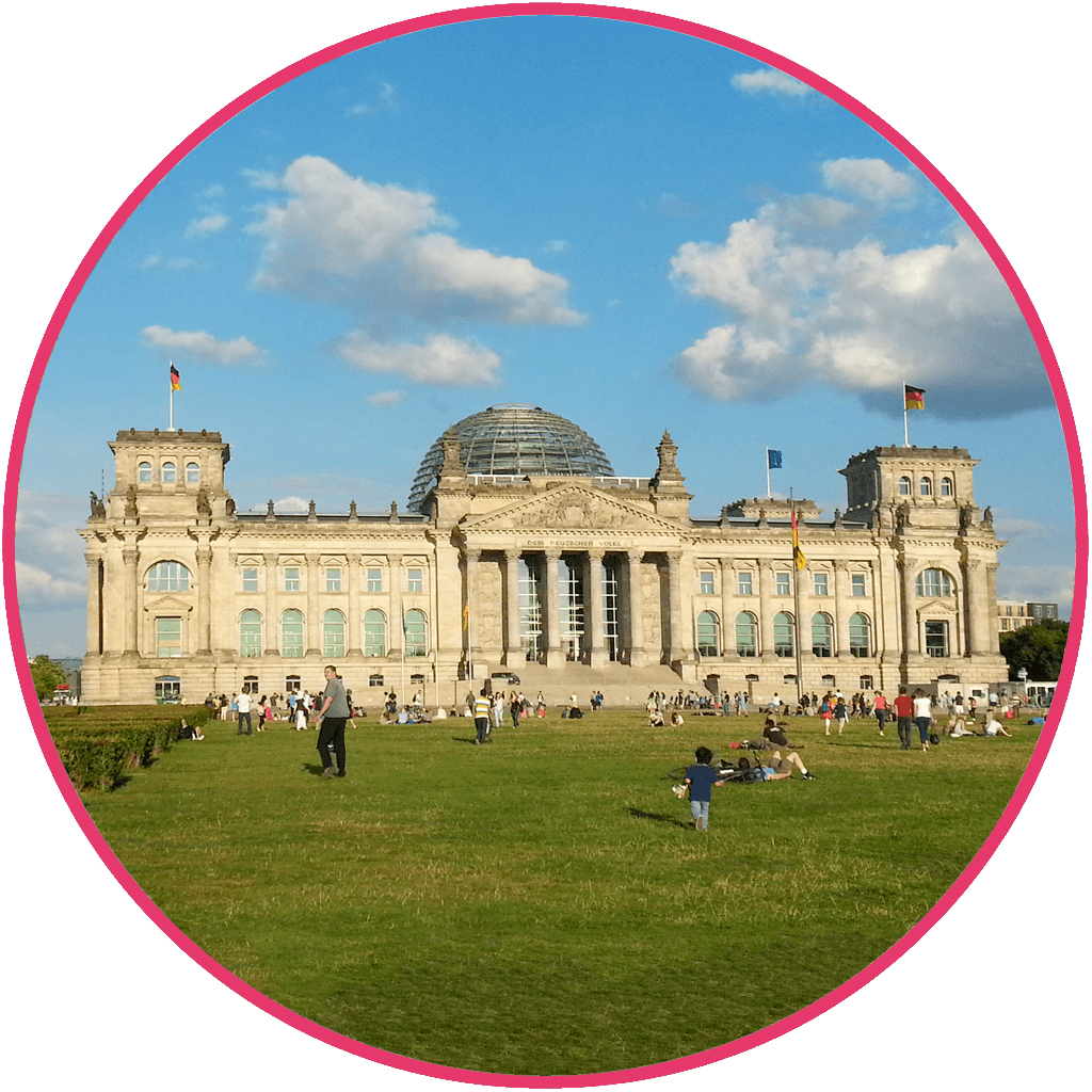 Berlin Boat Tour 1 Hour - Reichstag