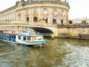 Berlin Canal Cruise Berlin Bridge Tour - Bodemuseum