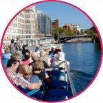 Berlin Spree River Cruise - Gotzkowskybrücke