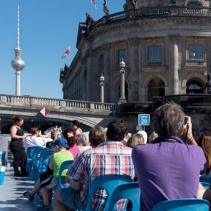 kleine Brueckenfahrt Berlin