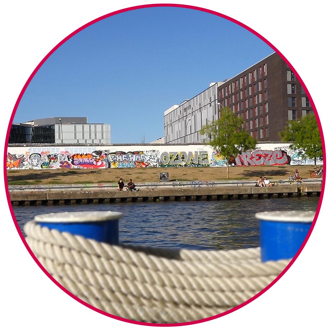 spreefahrt Berlin-east-side-gallery