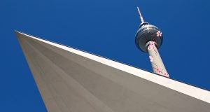 Berliner Fernsehturm - 50-Geburtstag